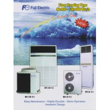 AC Floor Standing Fuji electric 5 PK - RT 50 F1 / RO 50 F10